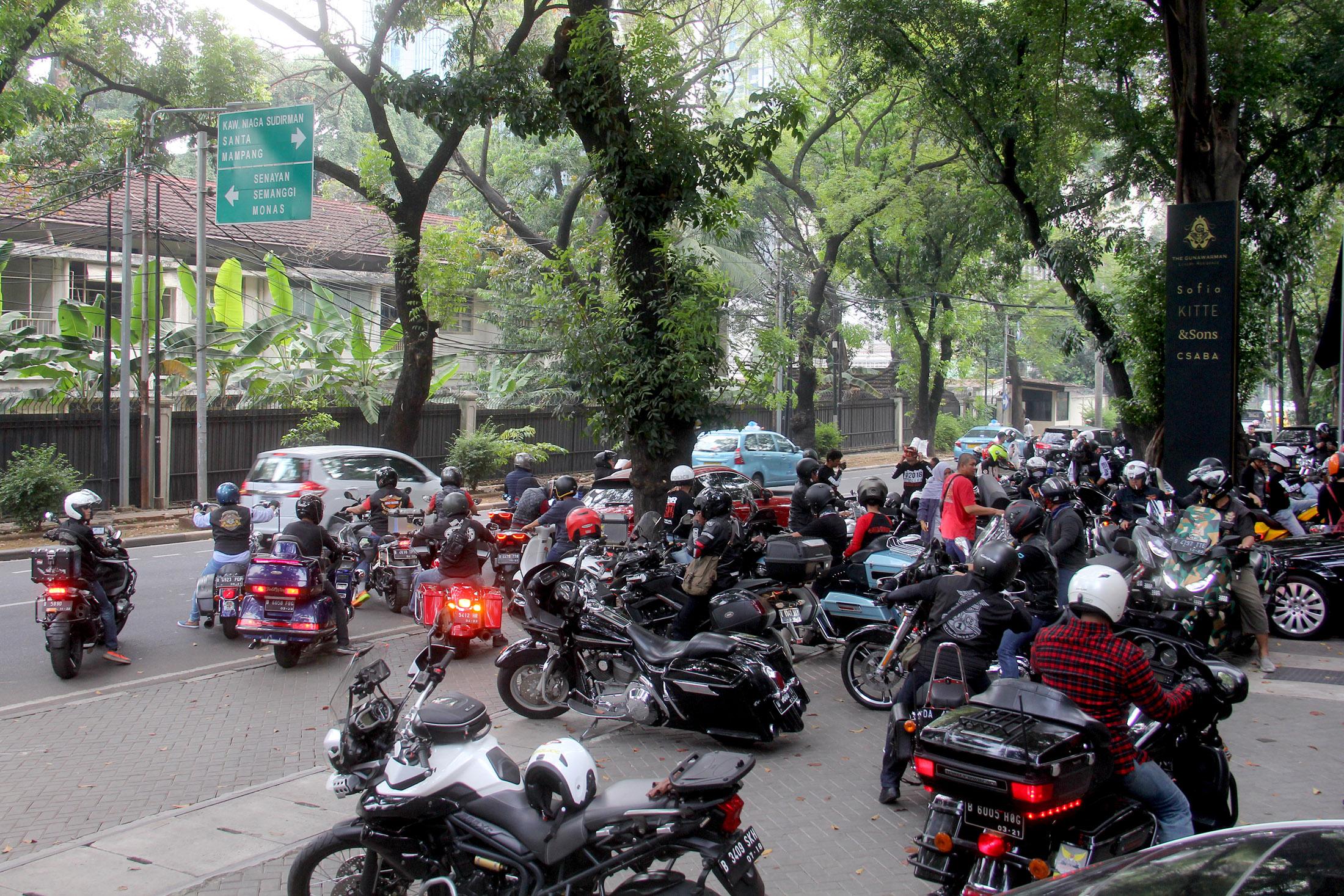 Persaudaraan Biker Sepakat Dirikan Motor Besar Indonesia