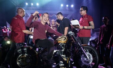 Bobber Surabaya Rebut The Greatest Bike Suryanation Motorland 2018