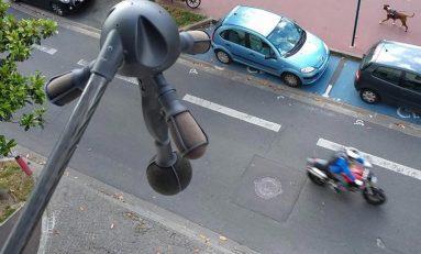 Awas, Kini Suara Knalpot Bising Dipantau Kamera CCTV