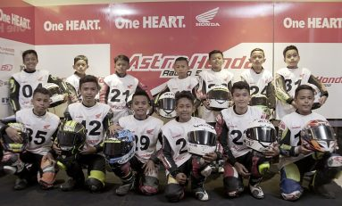 15 Pebalap Terbaik Indonesia Pilihan Honda