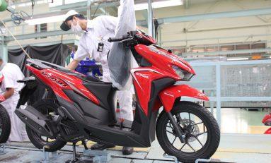 Honda Vario Tampil Baru dengan Sentuhan Premium