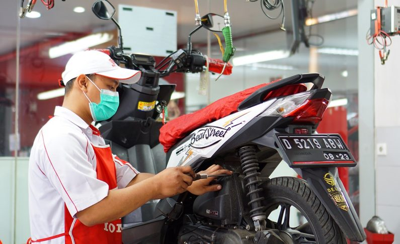 Tips Merawat Sepeda Motor Agar Tetap Prima