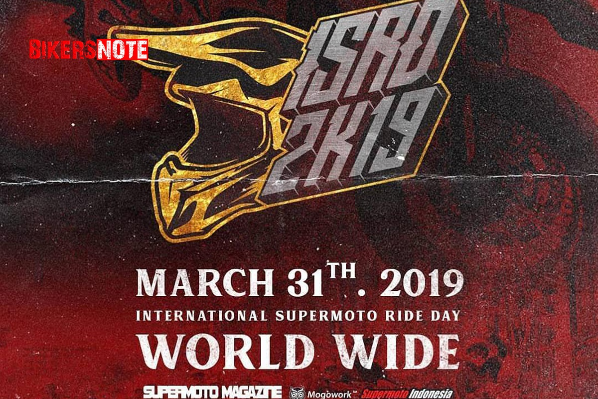 SMI Gelar International Supermoto Ride Day (ISRD) 2019
