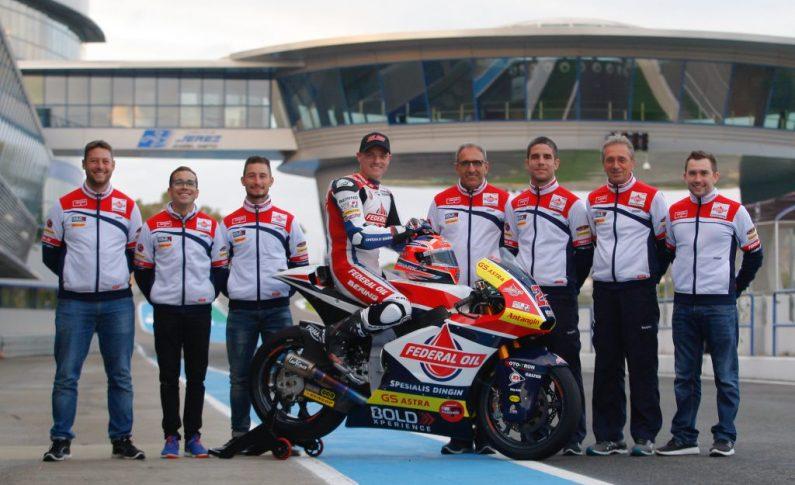 Federal Oil Targetkan Juara Dunia Moto2