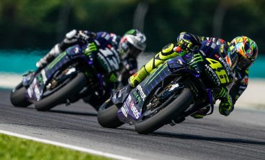 Rossi dan Vinales Bentuk Formula Terbaik di Argentina