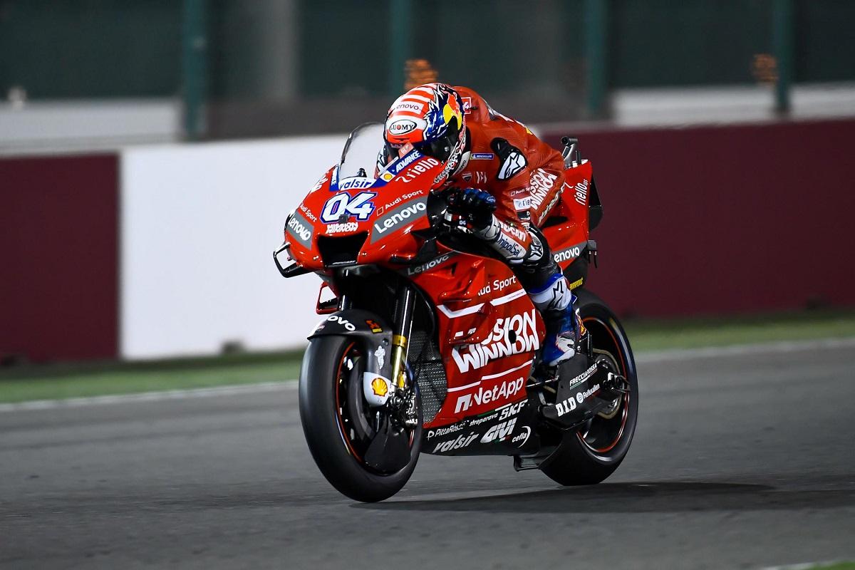 FIM Legalkan Aerodinamika Ducati