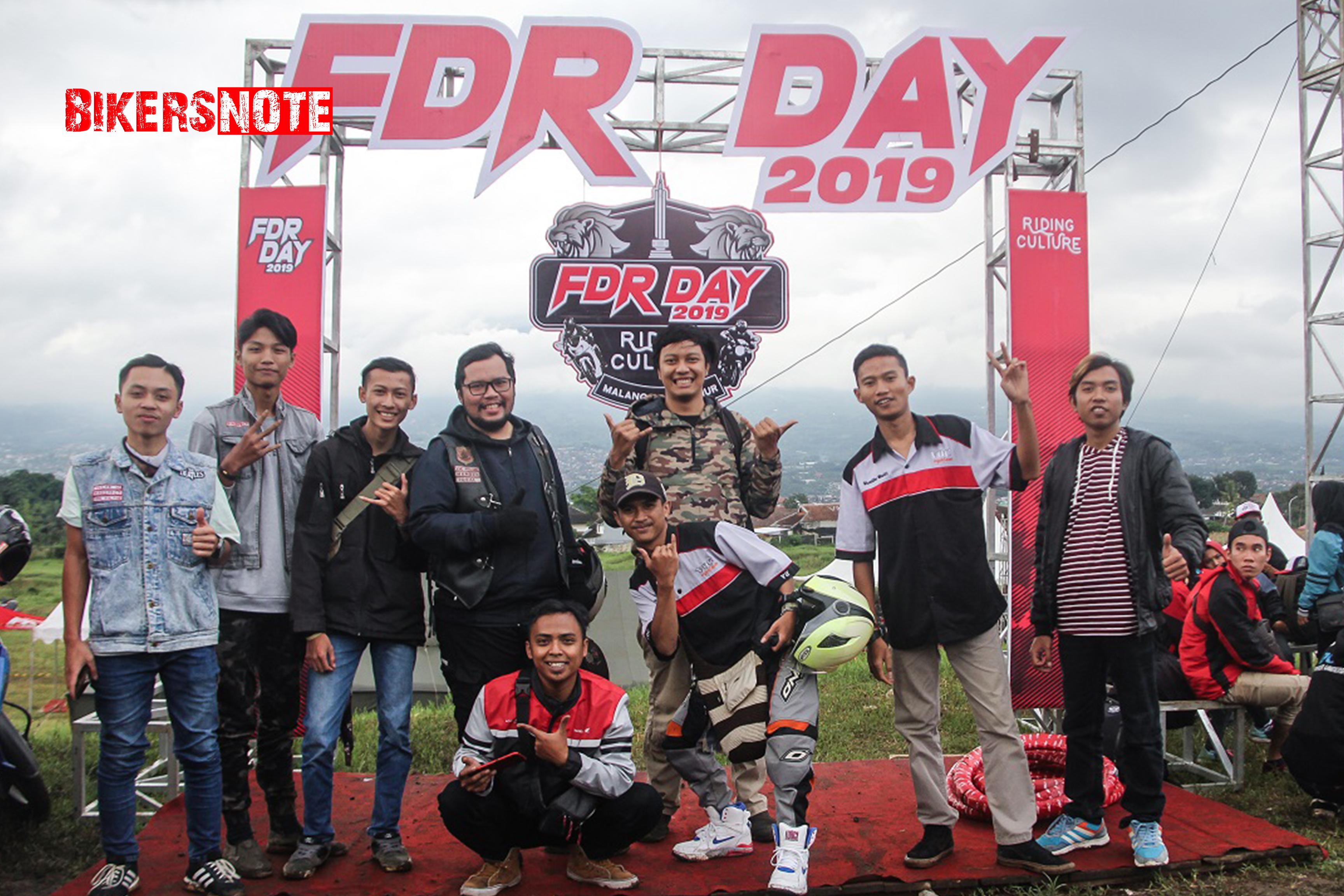 Perdana, FDR Day 2019 Hadir di Kota Malang