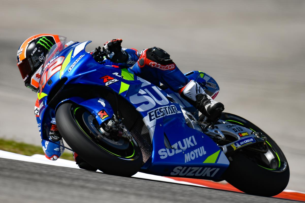 Hentikan Dominasi Marquez, Alex Rins Bikin Sejarah di MotoGP Amerika