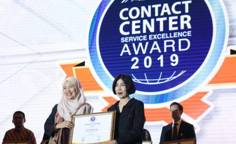 AHM Sabet 4 Penghargaan dalam Layanan Terbaik Kepada Konsumen