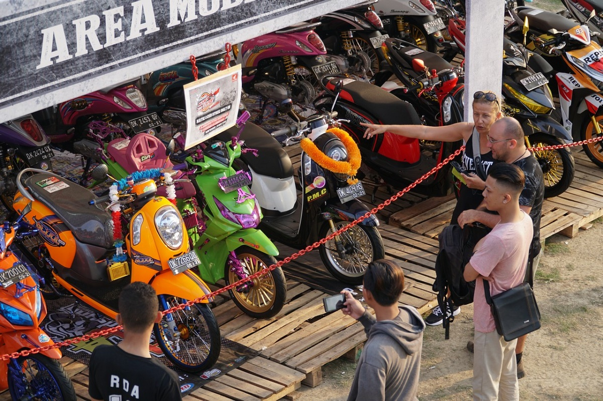 Honda Modif Contest (HMC) 2019 Hadir di 15 Kota Indonesia, Berikut Jadwalnya