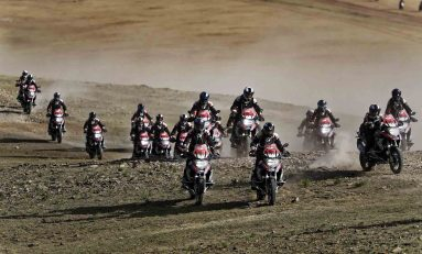 New Zealand Jadi Lokasi BMW Motorrad International GS Trophy 2020