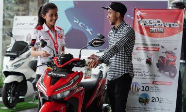 DAM Ajak Konsumen Honda Vario Terbang ke Malaysia dan Bali