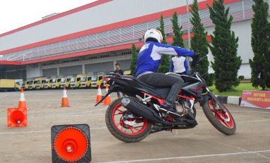 DAM Gelar Kompetisi Safety Riding Advisor Community 2019