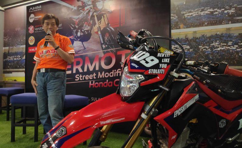 DAM Berbagi Ilmu Modifikasi Honda CRF150L