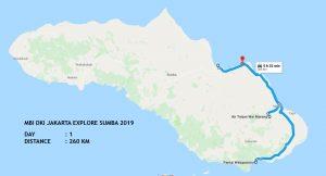 Day 1 MBI DKI Jakarta Explore Sumba 2019
