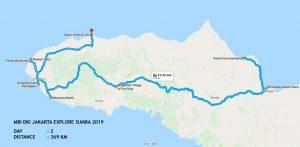 Day 2 MBI DKI Jakarta Explore Sumba 2019
