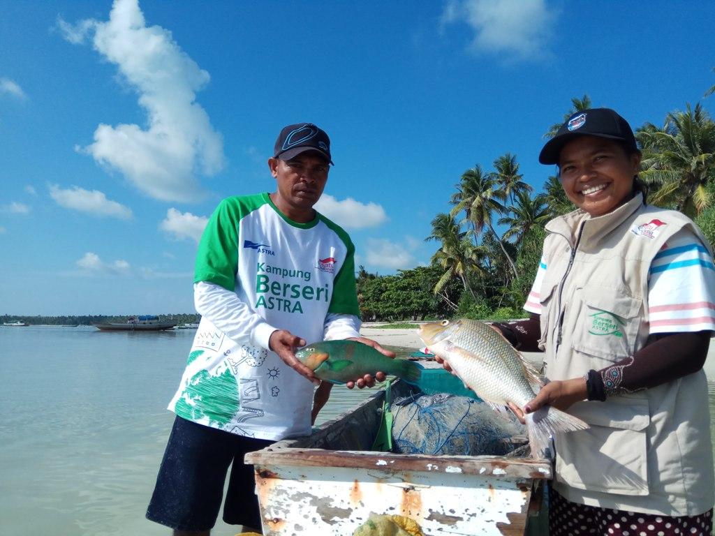 Astra Tingkatkan Kualitas Hidup Nelayan