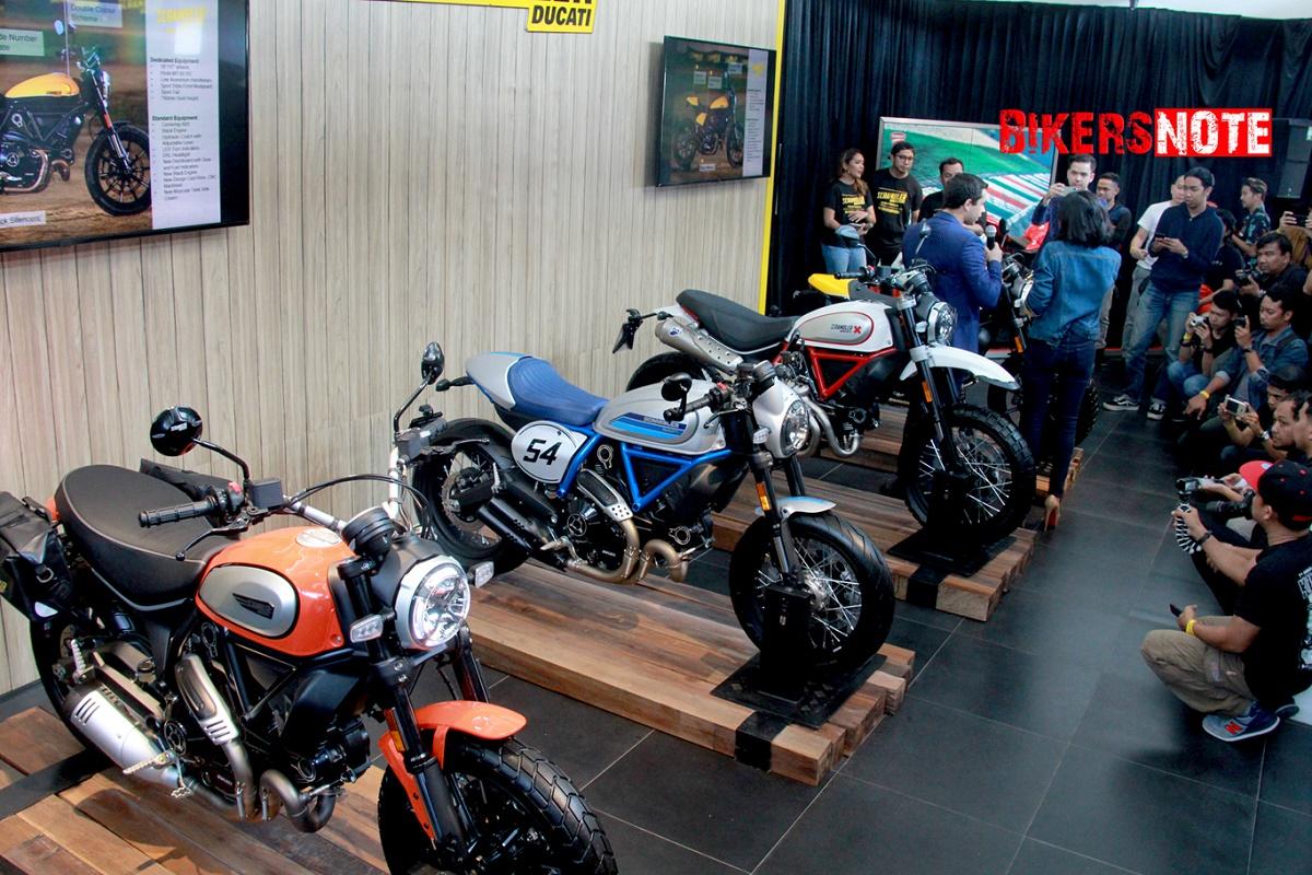 Setelah Scrambler, Ducati Indonesia Bakal Luncurkan Model Baru Lagi