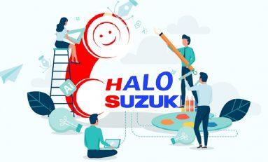 Lomba Desain Logo 'Halo Suzuki' Berhadiah Rp30 Juta