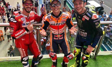 Tiga Pabrikan Rajai MotoGP Argentina