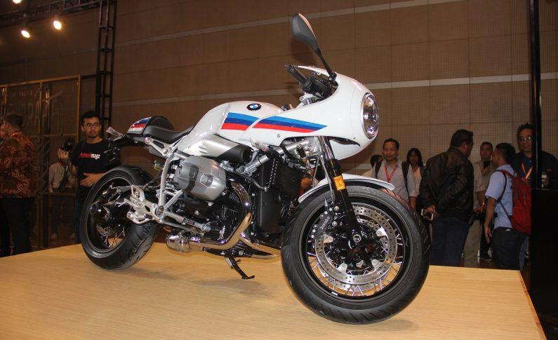 Yamaha Absen, Ini Deretan Motor Meriahkan IIMS 2019