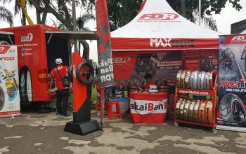 Manjakan Bikers, FDR On The Road Kini Hadir di Semua Wilayah Indonesia