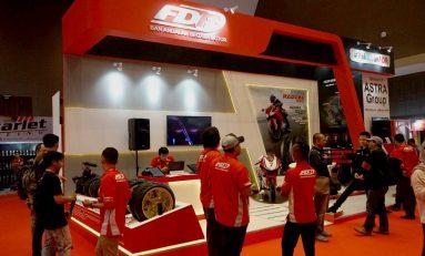 Dapatkan Hadiah Eksklusif di Booth FDR IIMS 2019