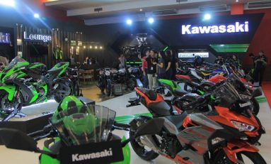 Kawasaki Tawarkan Harga Khusus di IIMS 2019