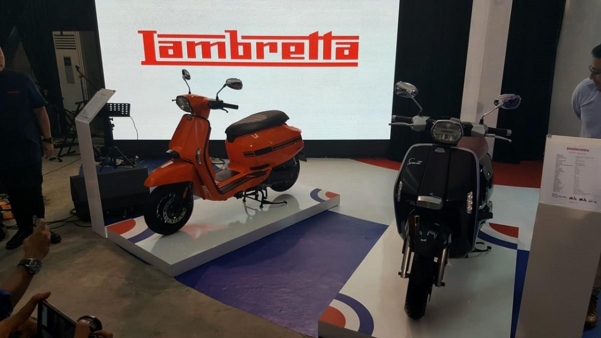 Lambretta Resmi Hadir di Indonesia