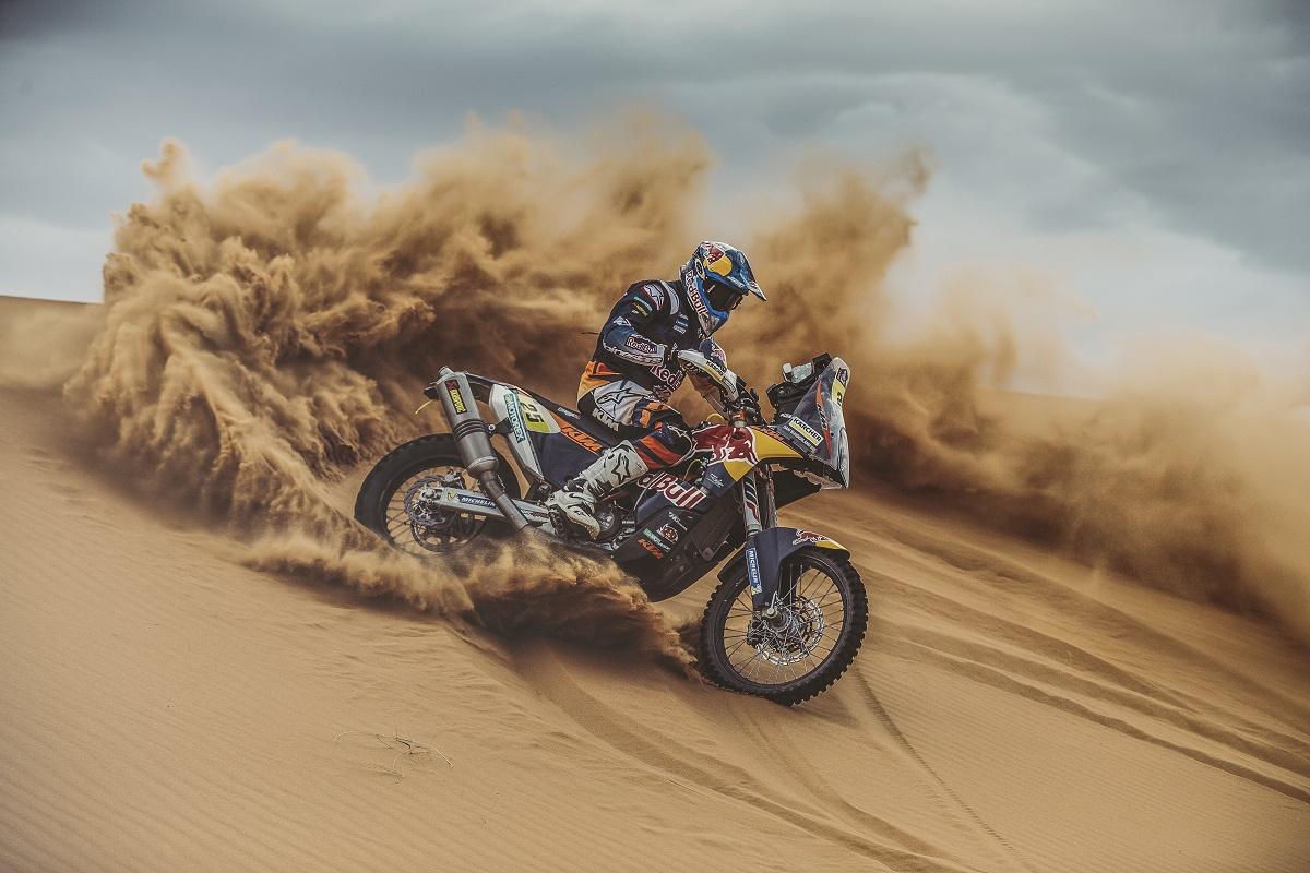 Reli Dakar Pindah ke Arab Saudi