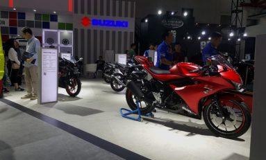 Bawa Pulang Motor Suzuki dari IIMS 2019 dengan Mahar Rp300 Ribu