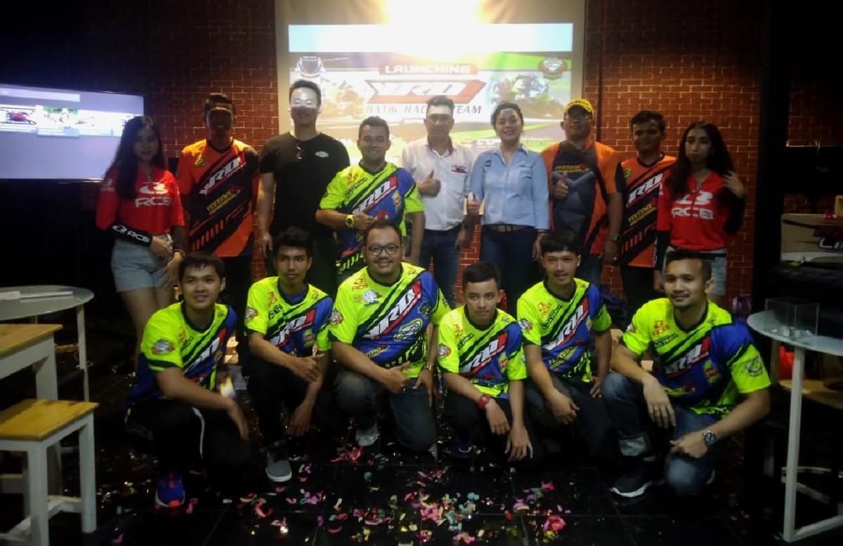 YROI Batik Racing Team Gebrak Yamaha Sunday Race (YSR) 2019