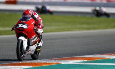 Mario Suryo Aji Siap Berjuang di Moto3 Le Mans, Prancis