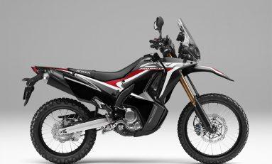 New Honda CRF250 Rally Hadir dengan Warna Baru, Lebih Macho