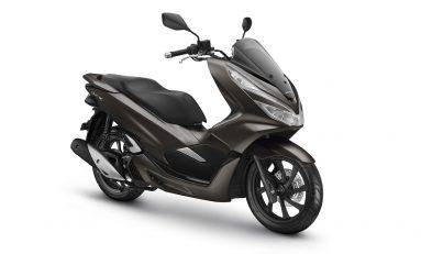 Tampilan Anyar Honda PCX Semakin Berkelas