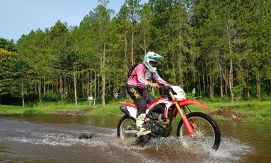 Honda CRF Day East Java Xpedition Jelajahi 3 Gunung