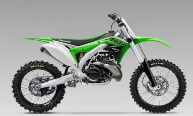 Kawasaki KX350 2T FI Model 2020 Dirilis ke Publik