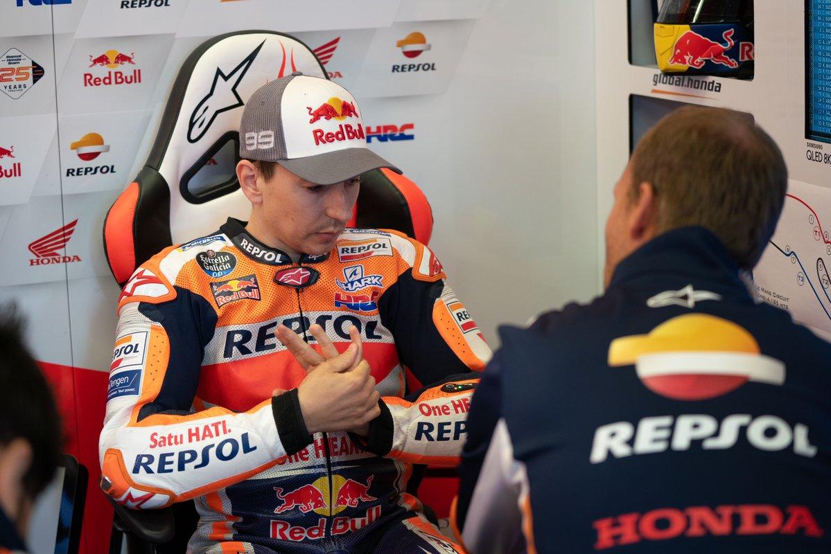 Dianaktirikan Honda, Lorenzo Kembali ke Ducati?