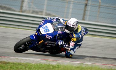 Pebalap Yamaha Indonesia Optimis Podium di ARRC Thailand 2019