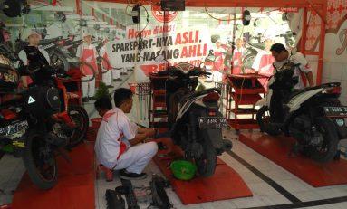 Sambut Lebaran, MPM Honda Buka Posko Mudik. Bisa Cek Motor Gratis