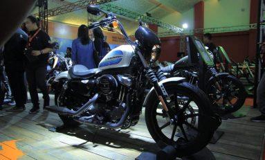 Penjualan Moge Harley-Davidson Anjlok