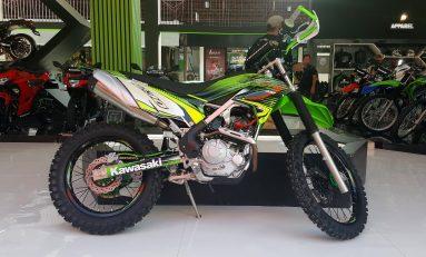 Produksi di Indonesia, Kawasaki KLX230 Dijual Hingga Amerika