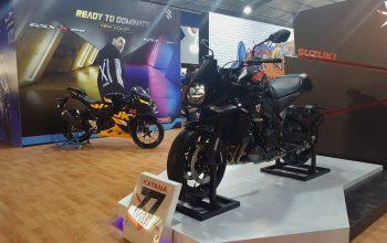 Boyong Katana, Suzuki Tawarkan Diskon Khusus di PRJ 2019