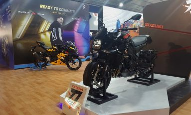 Belum Diluncurkan, Puluhan Unit Suzuki Katana Sudah Dipesan