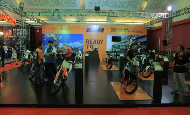 IIMS 2019 Bukukan Transaksi Rp5 Triliun, 2.640 Unit Motor Terjual