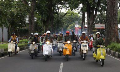 Indonesia Mods Mayday 2019 Hebohkan Kota Bandung