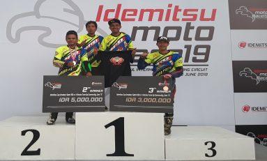 YROI Batik Racing Team Sabet Dua Podium di Idemitsu Motorace 2019