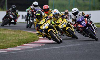 ARRC Jepang 2019: Pebalap Indonesia Sapu Bersih Podium Race 1 Underbone 150cc (UB150)