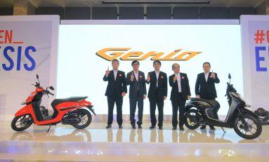 AHM Resmi Luncurkan Skutik Honda Genio, Miliki 3 Konsep Berbeda