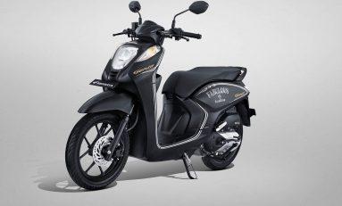 Honda Genio Dibekali Mesin dan Rangka Baru